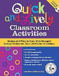 Quick and Lively Classroom Activities Meaningful Ways to Keep Kids Engaged During Transition...