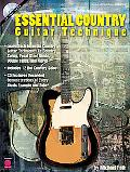 Essential Country Guitar Technique