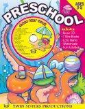 Preschool 96pg Workbook & Music Set (Early Childhood Learning, 4)
