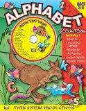 Alphabet & Counting 96pg. Workbook & Music CD (Early Childhood Learning, 4)
