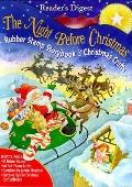 Night Before Christmas Rubber Storybook and Christmas Crafts