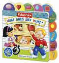 What Does Amy Want?: All about Shapes - Reader's Digest Association, Inc. - Board Book - BOARD