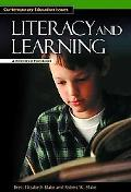 Literacy and Learning A Reference Handbook