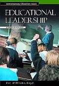 Educational Leadership A Reference Handbook