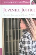 Juvenile Justice A Reference Handbook