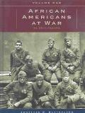 African Americans at War An Encyclopedia