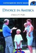 Divorce in America A Reference Handbook