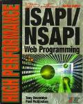 High Performance Isapi/Nsapi Web Programming