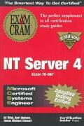 Mcse Nt Server 4 Exam Cram