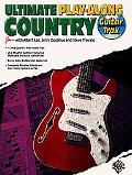 Ultimate Country Play-Along Guitar Trax