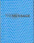 Message//Remix, The Bible in Contemporary Language Hypercolor Blue Bubble
