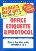 Office Etiquette and Protocol