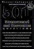 501 Measurement and Conversion Questions