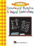 Crossword Puzzles and Word Searches: Grade 2 - Dona Herweck H. Rice - Paperback