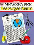 Newspaper Scavenger Hunts