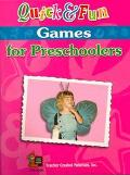 Quick and Fun Games for Preschoolers