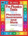 Pre-Phonics Tests