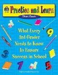 Practice & Learn 3rd Grade