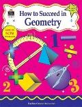 How to Succeed in Geometry, Grades 3 - 5
