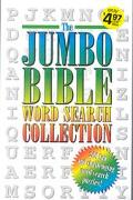 Jumbo Bible Wordsearch Collection
