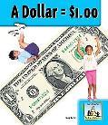 Dollar = $1.00