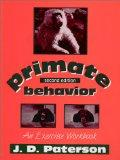 Primate Behavior An Exercise Workbook