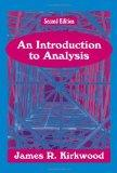 An Introduction to Analysis, Second Edition