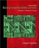 Behavior Modification: Principles of Behavior Change