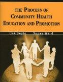 Process of Community Health Education and Promotion