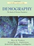 Demography The Study of Human Population