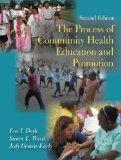 Process of Community Health Education..