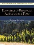 Economics of Resources, Agriculture, and Food