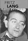 Fritz Lang Interviews