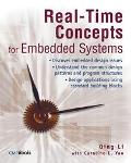Real-Time Concepts for Embedded System