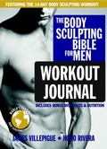 Body Sculpting Bible Workout Journal for Men