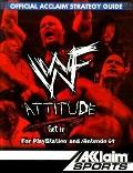 Wwf Attitude, Get It: Official Acclaim Strategy Guide - Bill Banks - Paperback