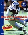 Barry Sanders Now You See Him  His Story in His Own Words
