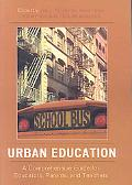 Urban Education A Comprehensive Guide for Educators, Parents, and Teachers