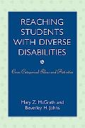 Reaching Students with Diverse Disabilities: Cross Categorical Ideas and Activities