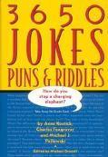 3650 Jokes, Puns & Riddles