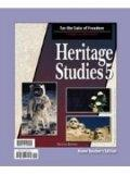 Heritage Studies 5 for Christian Schools (Heritage Studies for Christian Schools)