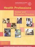 Health Professions Career and Education Directory