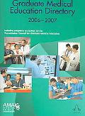 Graduate Medical Education Directory 2006-2007 Green Book
