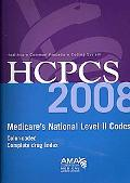 HCPCS 2008
