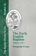Early English Baptists