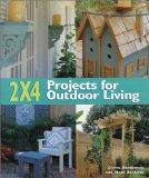 2x4 Projects for Outdoor Living - Stevie Henderson - Hardcover - 1 ED