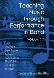 Teaching Music Through Performance in Band, Vol. 2/G4889
