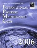 International Property Maintenance Code 2006