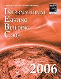 International Existing Building Code 2006
