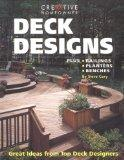 Deck Designs: Plus Railings, Planters, Benches